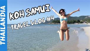Finalmente al mare - Koh Samui - Vacanza In Thailandia 2017 - Travel Vlog 4