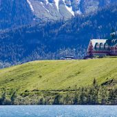 Prince of Wales hotel - Waterton