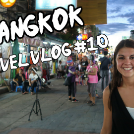 Chatuchak market Khao San Road e Asiatique - Vacanza In Thailandia 2017 - Travel Vlog 10