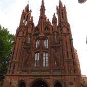 Chiesa Sant'Anna Vilnius 01