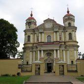 San Pietro e Paolo Vilnius 02