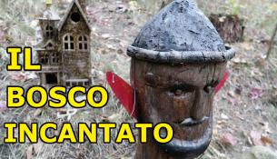 il bosco incantato e il castello di zavattarello pavia gite in lombardia vlog