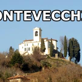 MONTEVECCHIA E SANTUARIO DELLA BEATA VERGINE DEL CARMELO BRIANZA LOMBARDIA