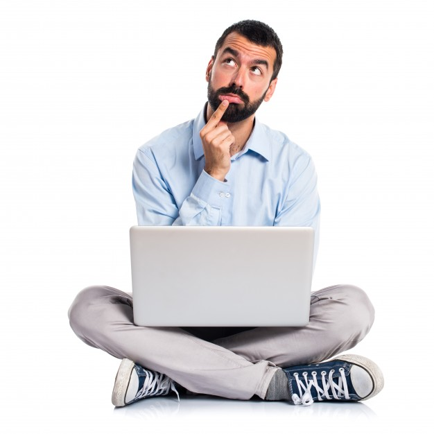 man-with-laptop-thinking_1368-5024
