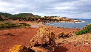 minorca platja de binmel-la