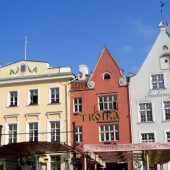 Piazza Municipio Tallinn 11