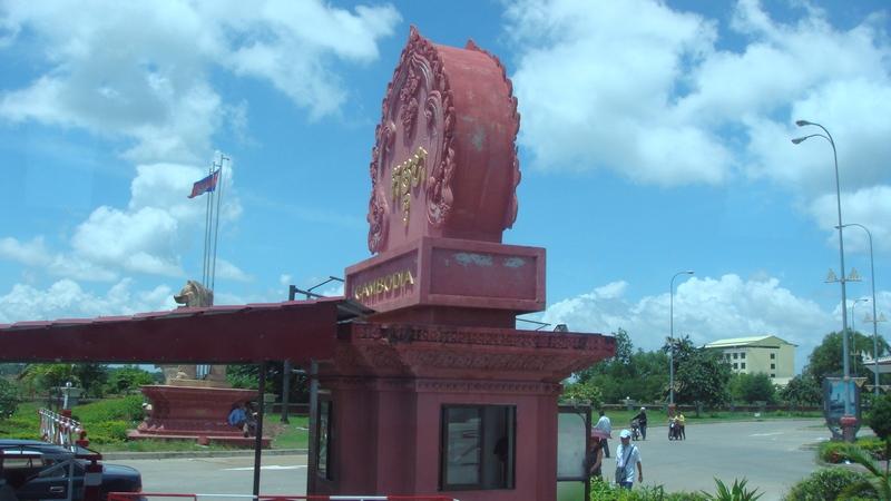 Cambodia-Border