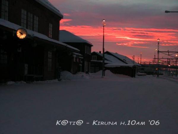 Kiruna-Alba