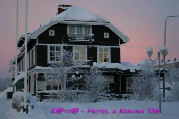 Kiruna-Jarnvagshotellet