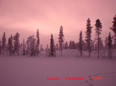 Laiio-Icefishing-tramonto
