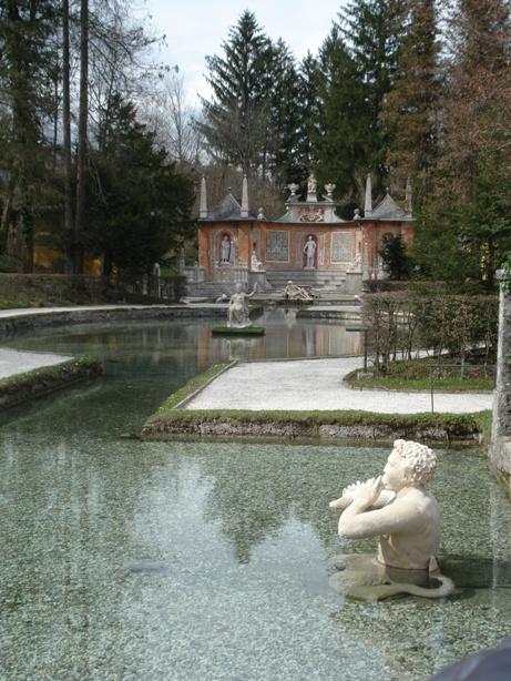 Hellbrunn-Fontane
