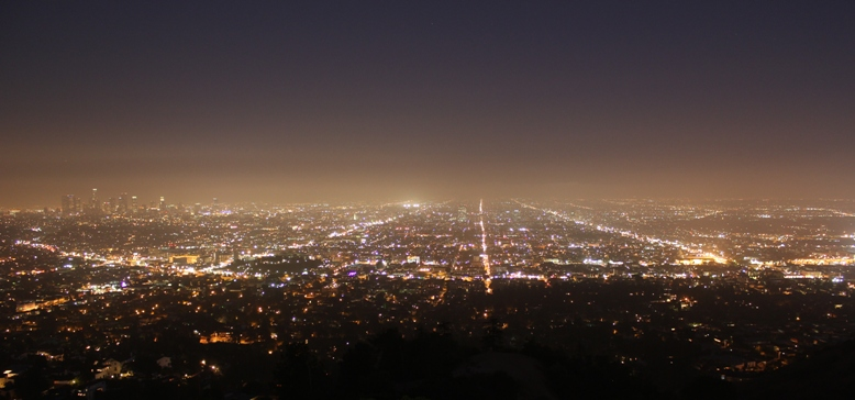 Los-Angeles-dal-Griffith-Obser