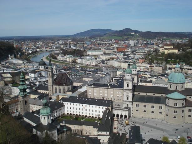 Salisburgo-dalla-Fortezza