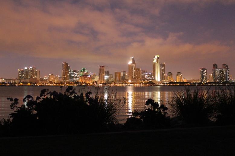 San-Diego-tramonto-da-Coronado
