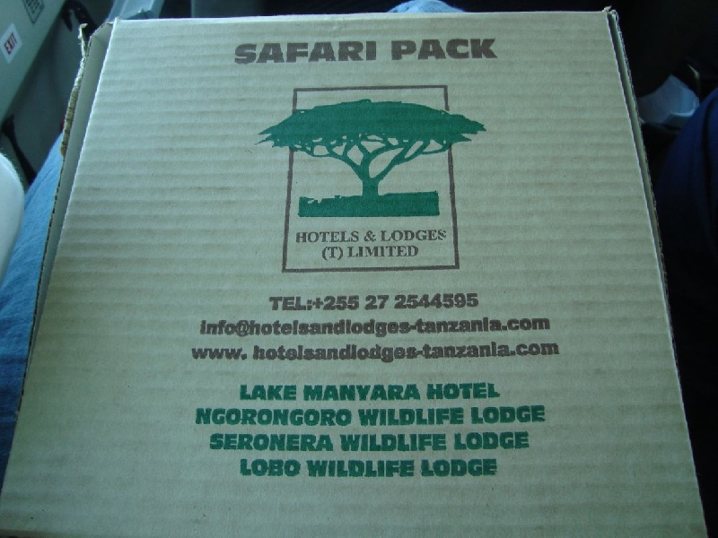 Safari-pack