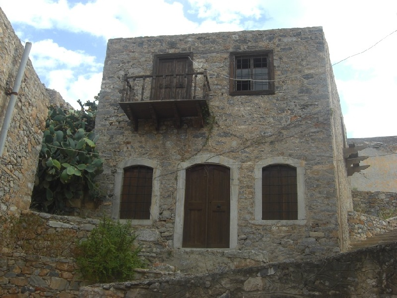 Casa-a-Spinalonga