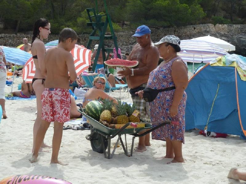 Frutta-in-spiaggia