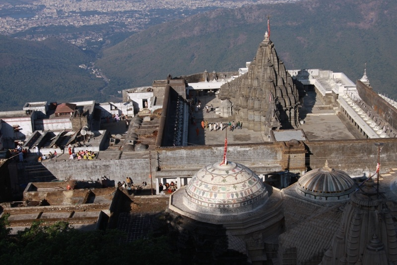 Templi-di-Girnar-Hill-a-Junaga
